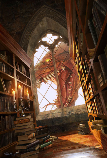 Dragons in the Archives